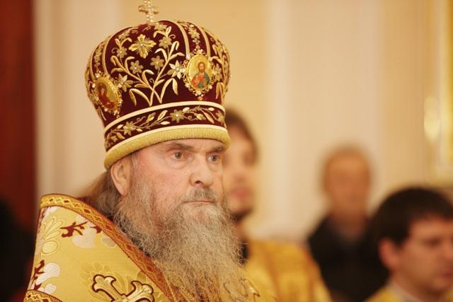 Памяти архиепископа Можайского Григория