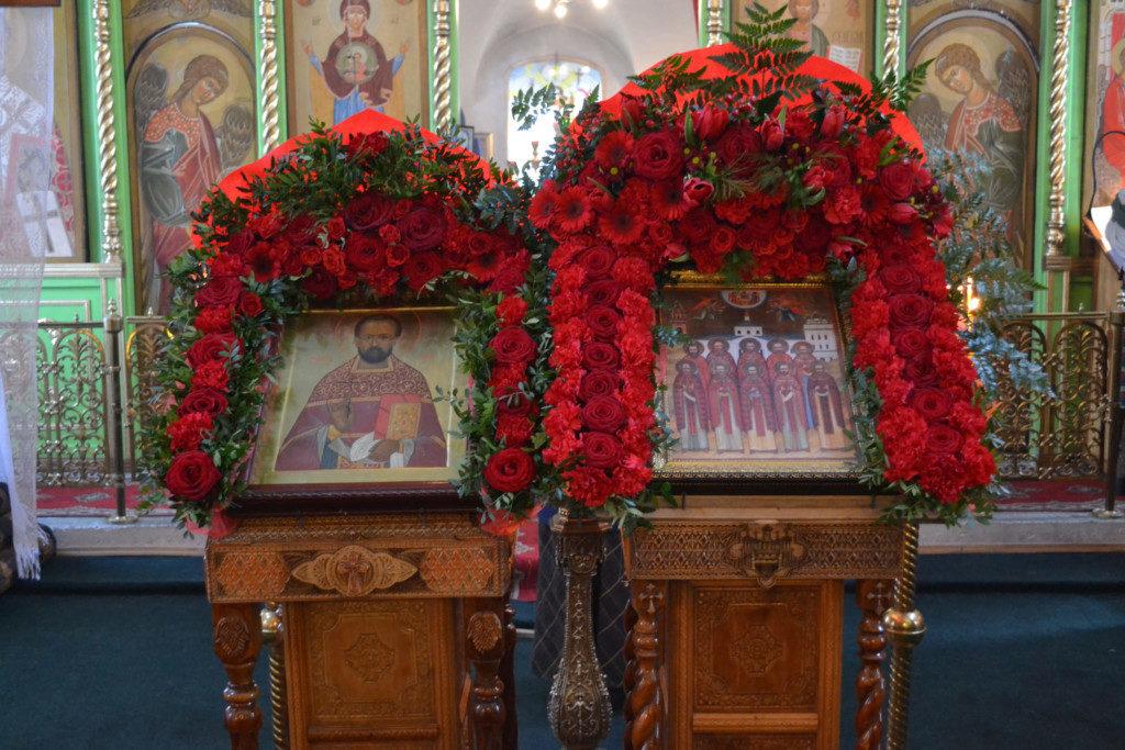 Память 80-летия мученической кончины новомучеников Бронницких