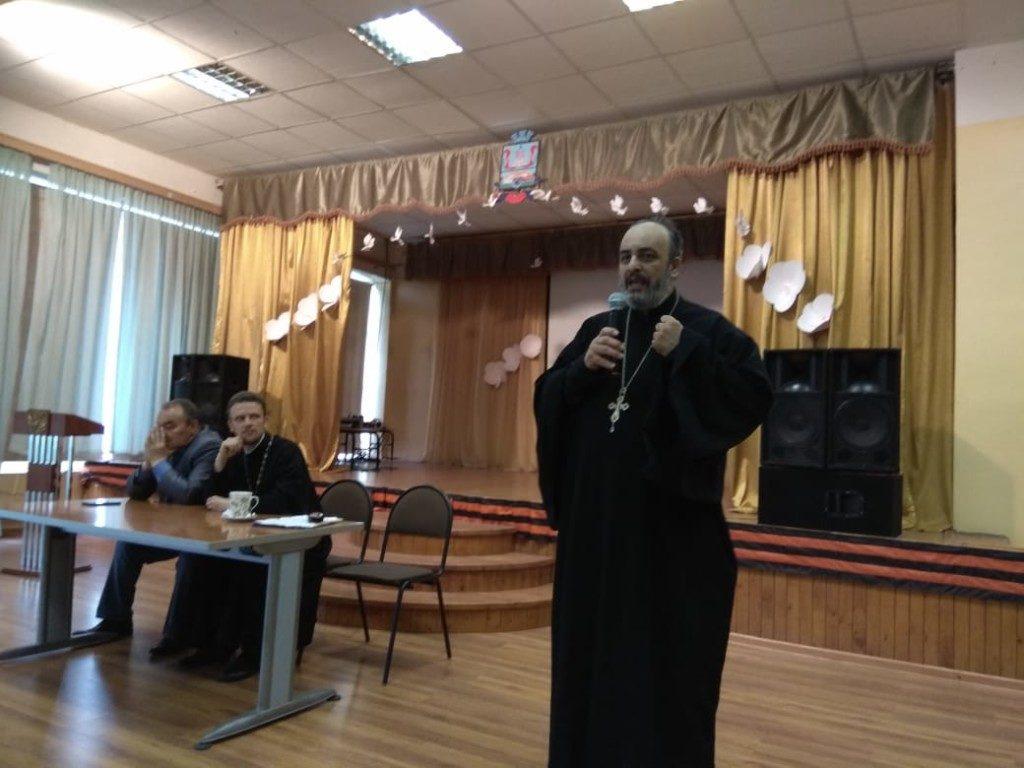Педагогический семинар в Бронницах