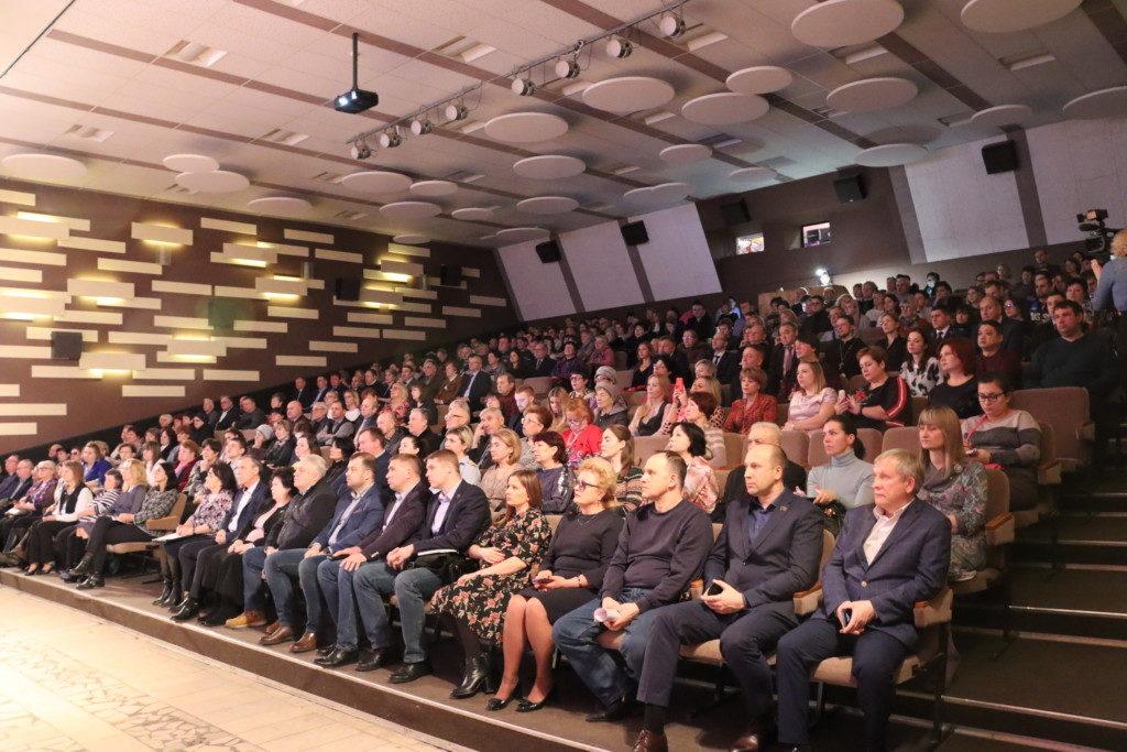 Расширенное заседание Совета депутатов городского округа Бронницы