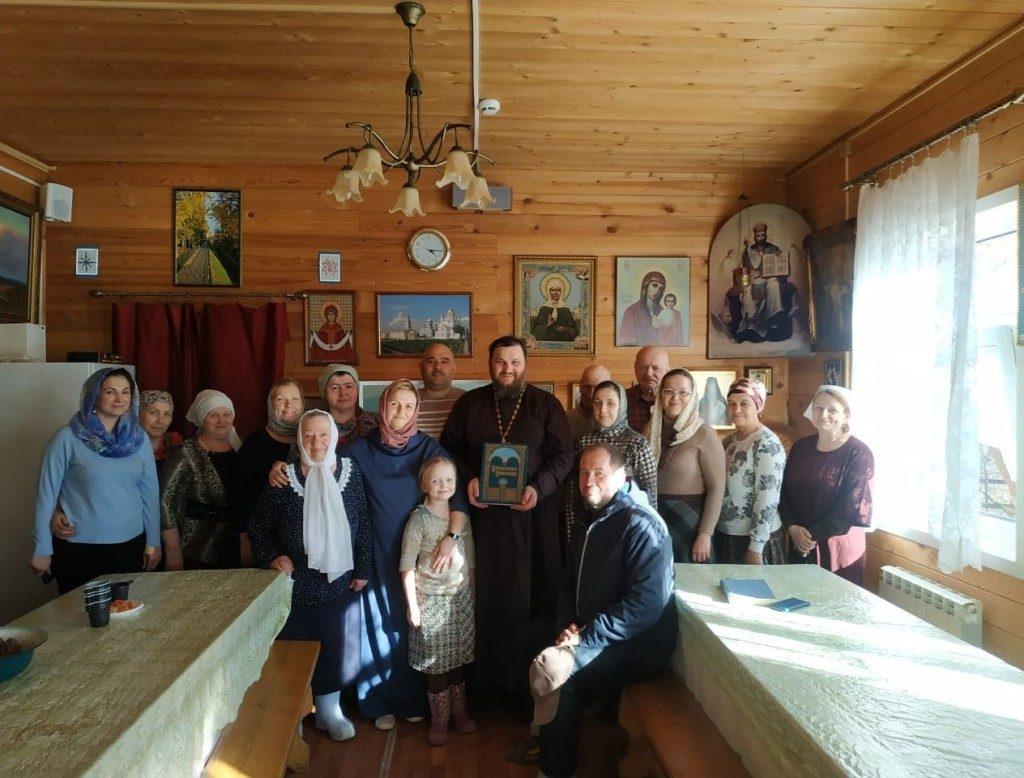 День Православной книги в Покровском храме села Боршева