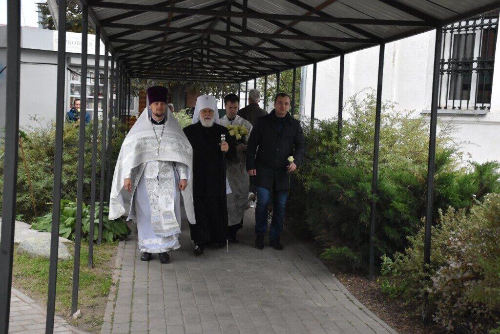 Архипастырский визит Владыки Павла